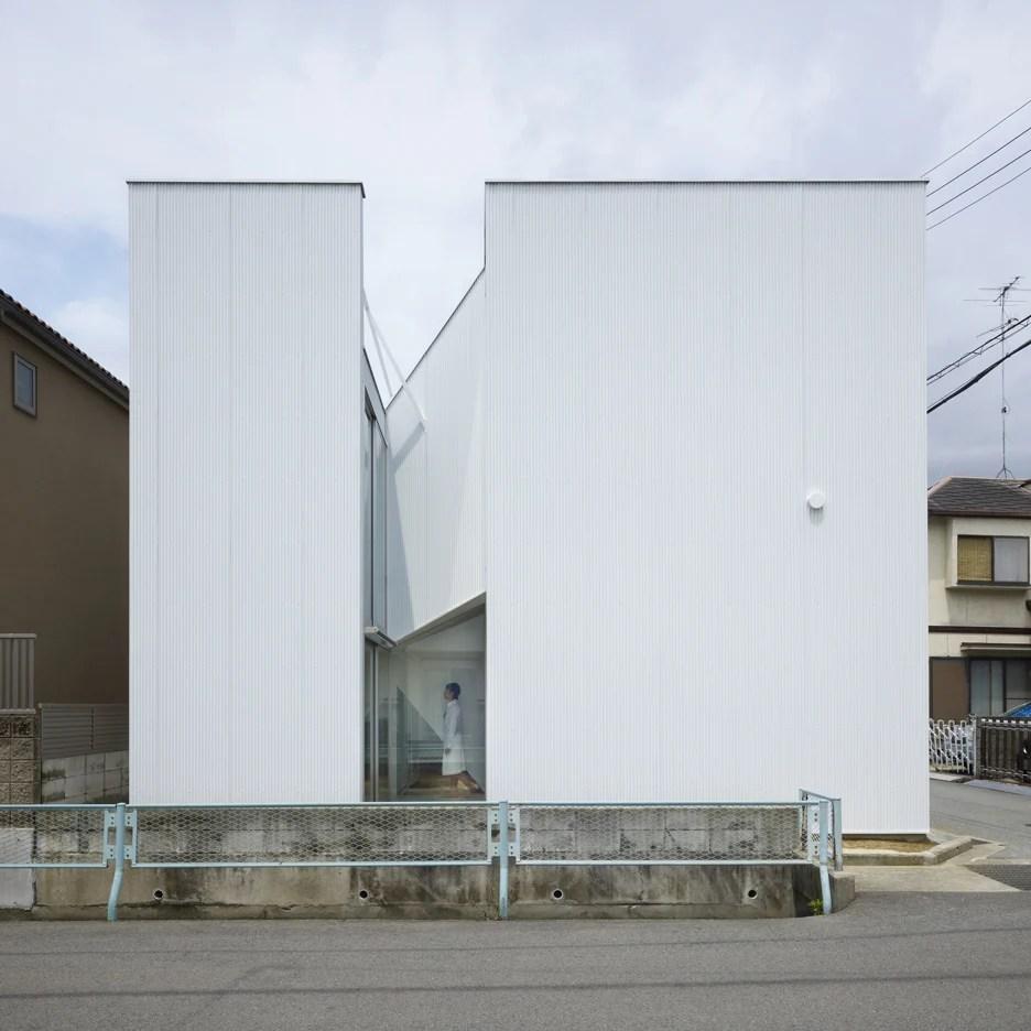 Japanese houses: Slice of the City by Alphaville