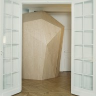 Enter the diamond by atelier 37.2