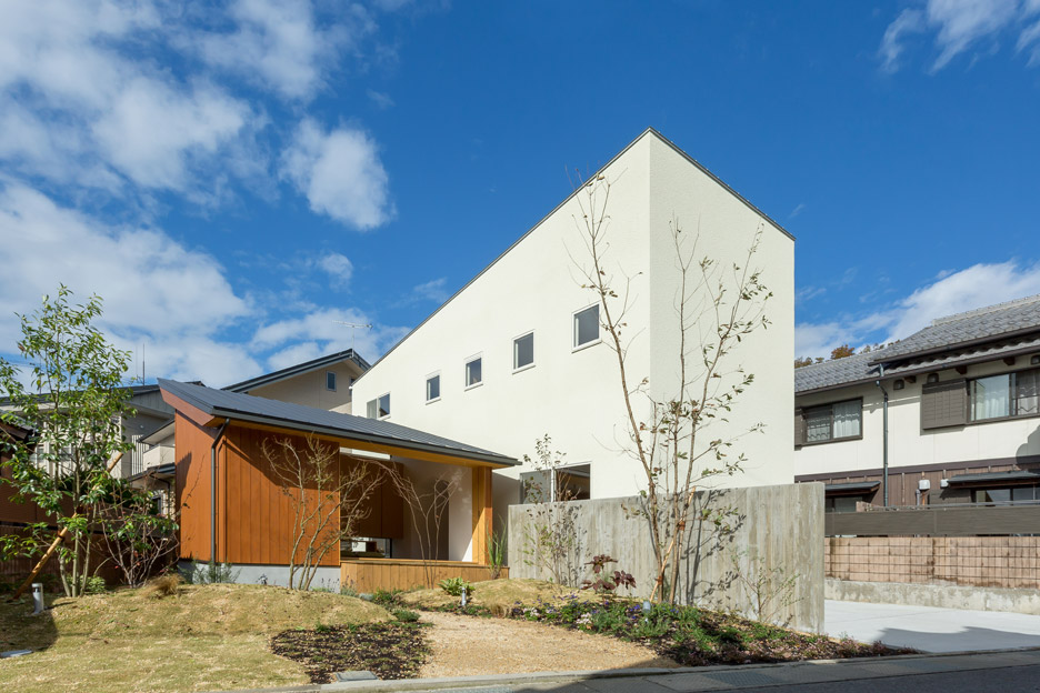 Japanese Contemporary Housing - Japanese contemporary homes