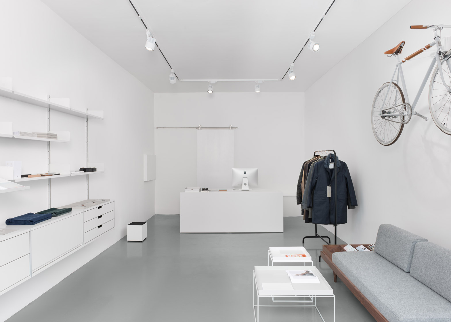 sofa shops glasgow city centre dark brown sets instrmnt opens first store in 7 of s flagship watch