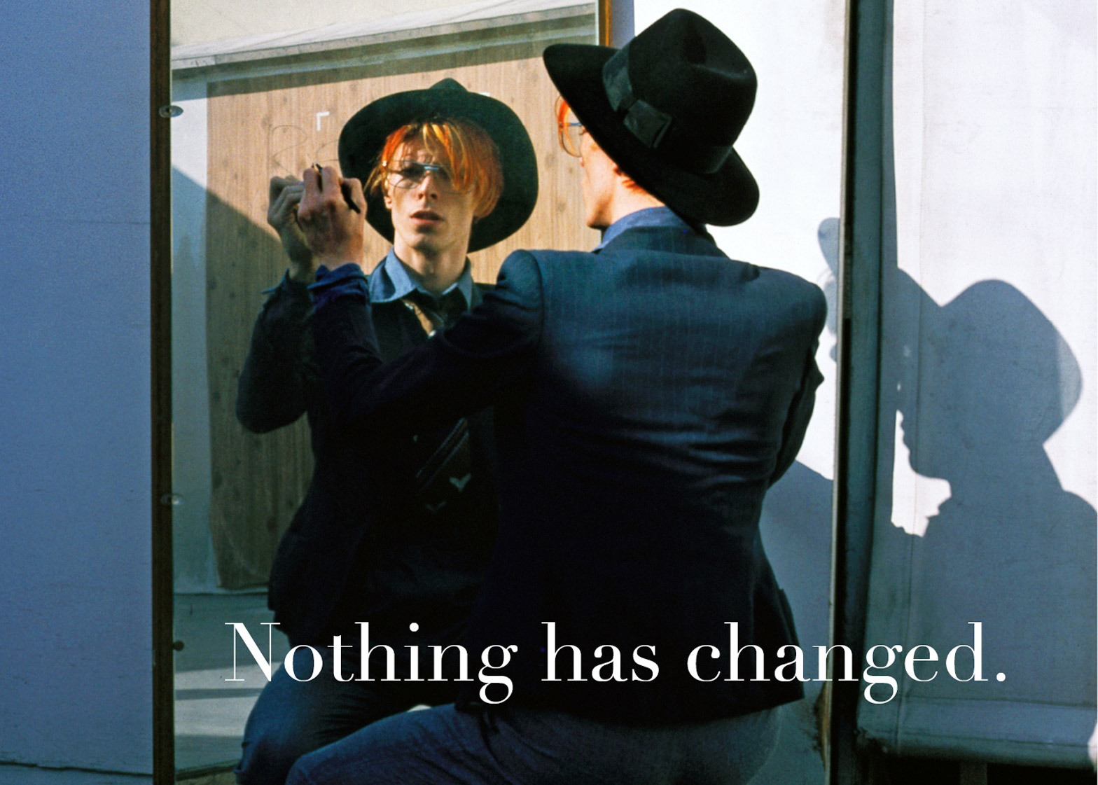 Album artwork for Nothing Has Changed, 2014