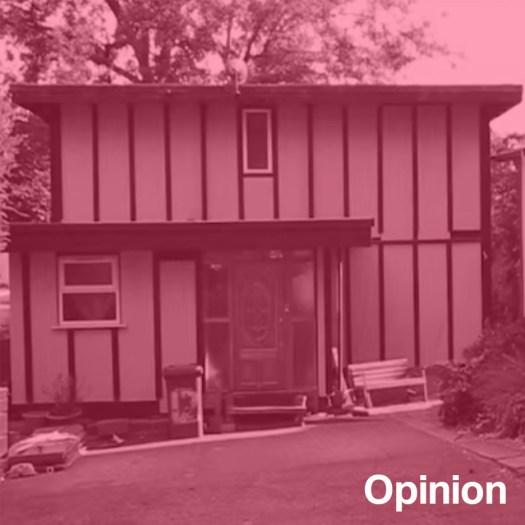 Walter Segal's Walter's Way self-build housing
