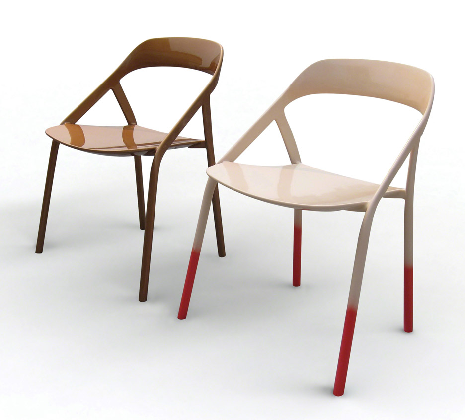 Best Kitchen Gallery: Michael Young's Lessthanfive Chair For Coalesse Set To Launch of Chairs For Less  on rachelxblog.com