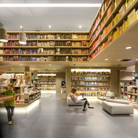Today we like bookshops