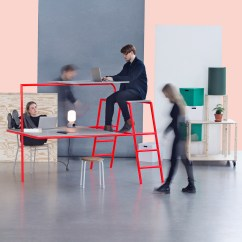 Office Chair Alternatives Ultra Light Transport Walgreens Alternative Furniture By Rolf Hay And Lund University Students