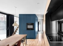 Naturehumaine adds zinc-clad extension to 19th-century ...
