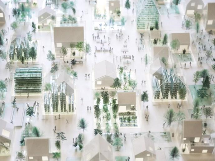 ReGen Villages by EFFEKT for exhibition at the Danish Pavilion at the Venice Architecture Biennale 2016