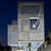Perforated Metal Panels Architectural | www.imgkid.com ...