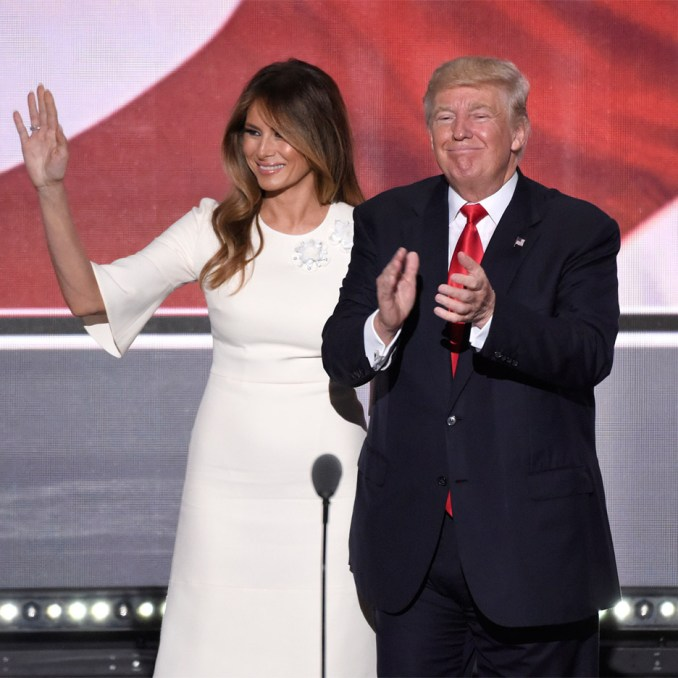 Four times Melania Trump made headlines for architecture and design