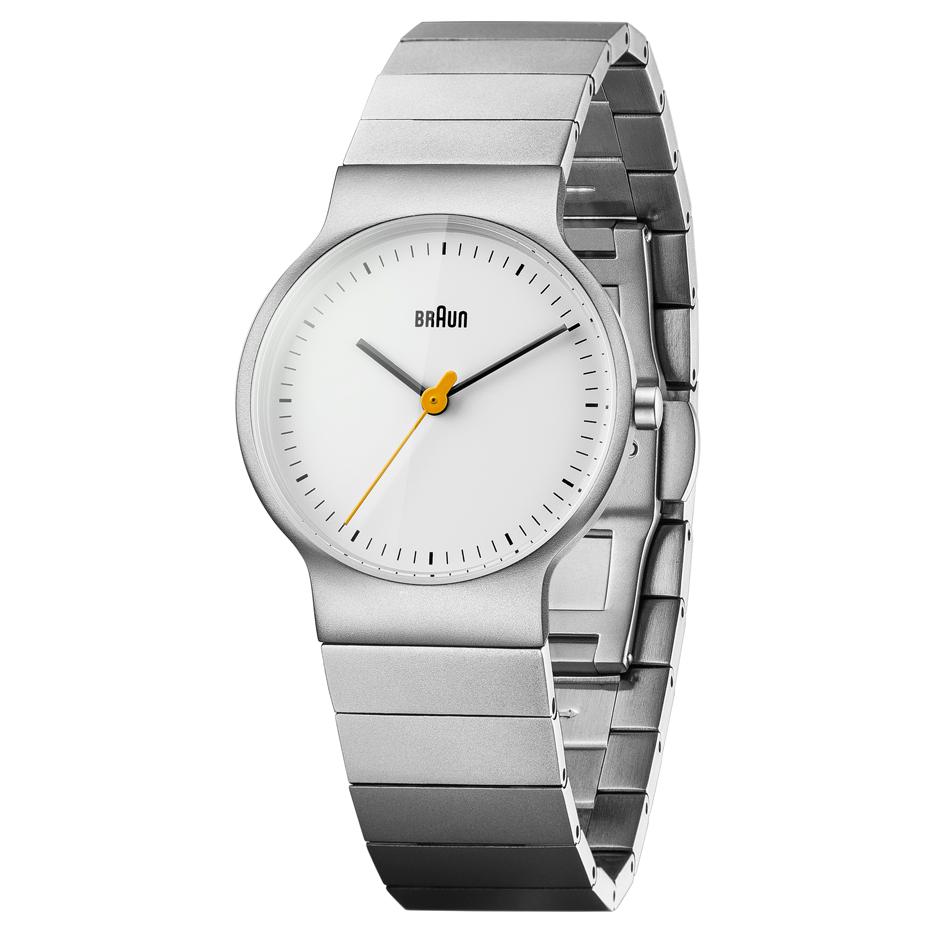 five new braun watches