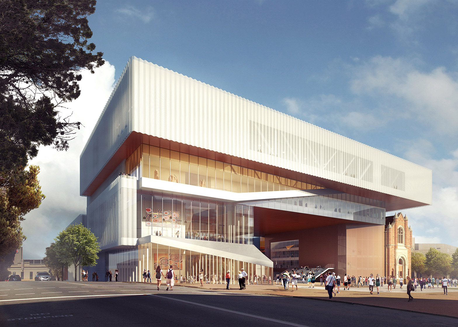 Oma And Hassell Design New Museum For Western Australia