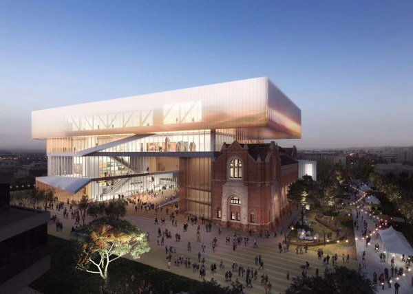 Oma And Hassell Design Museum Western Australia