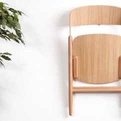Folding Wooden Chairs Zero Gravity Chair Cord Replacement David Irwin Designs For Case Furniture 18 Of Narin By