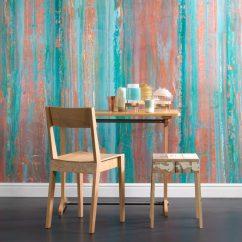 Chair Design Wallpaper Bedroom Used Piet Hein Eek Designs Oxidised Copper For Nlxl Lab
