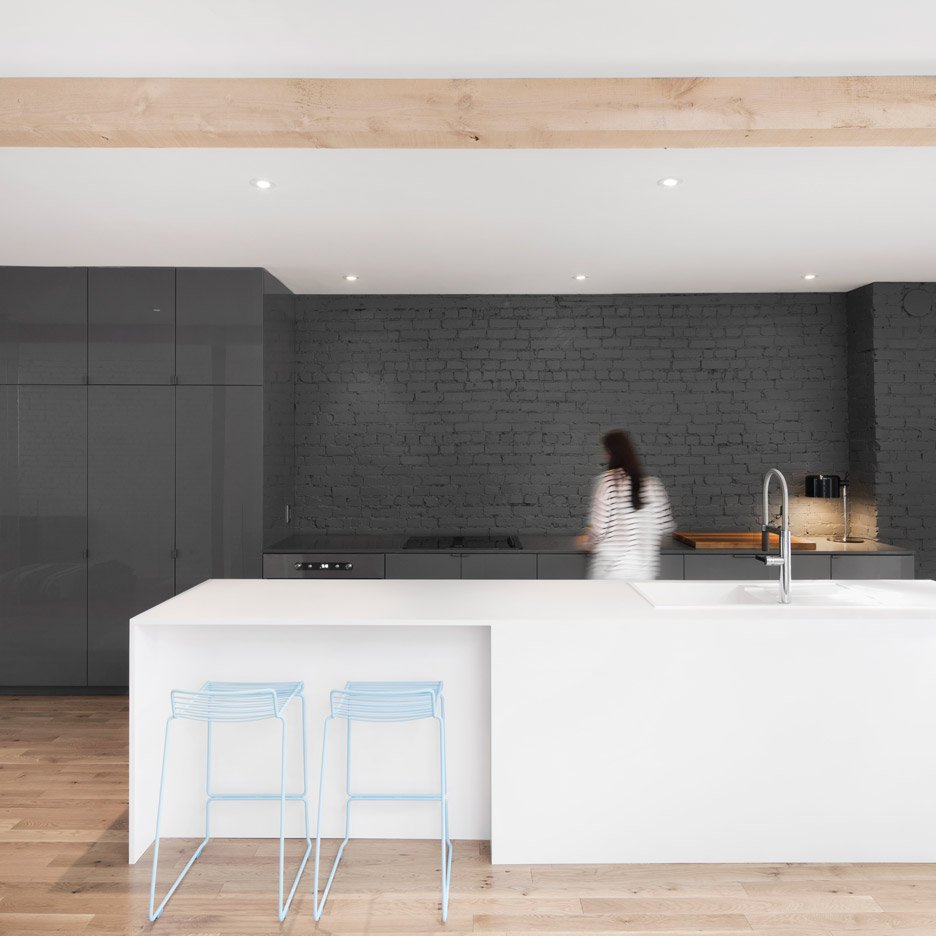 Ten of the best minimalist kitchens