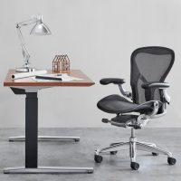 Herman Miller updates iconic Aeron office chair  Sig ...