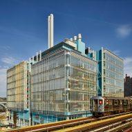 Jerome L Greene Science Center by Renzo Piano