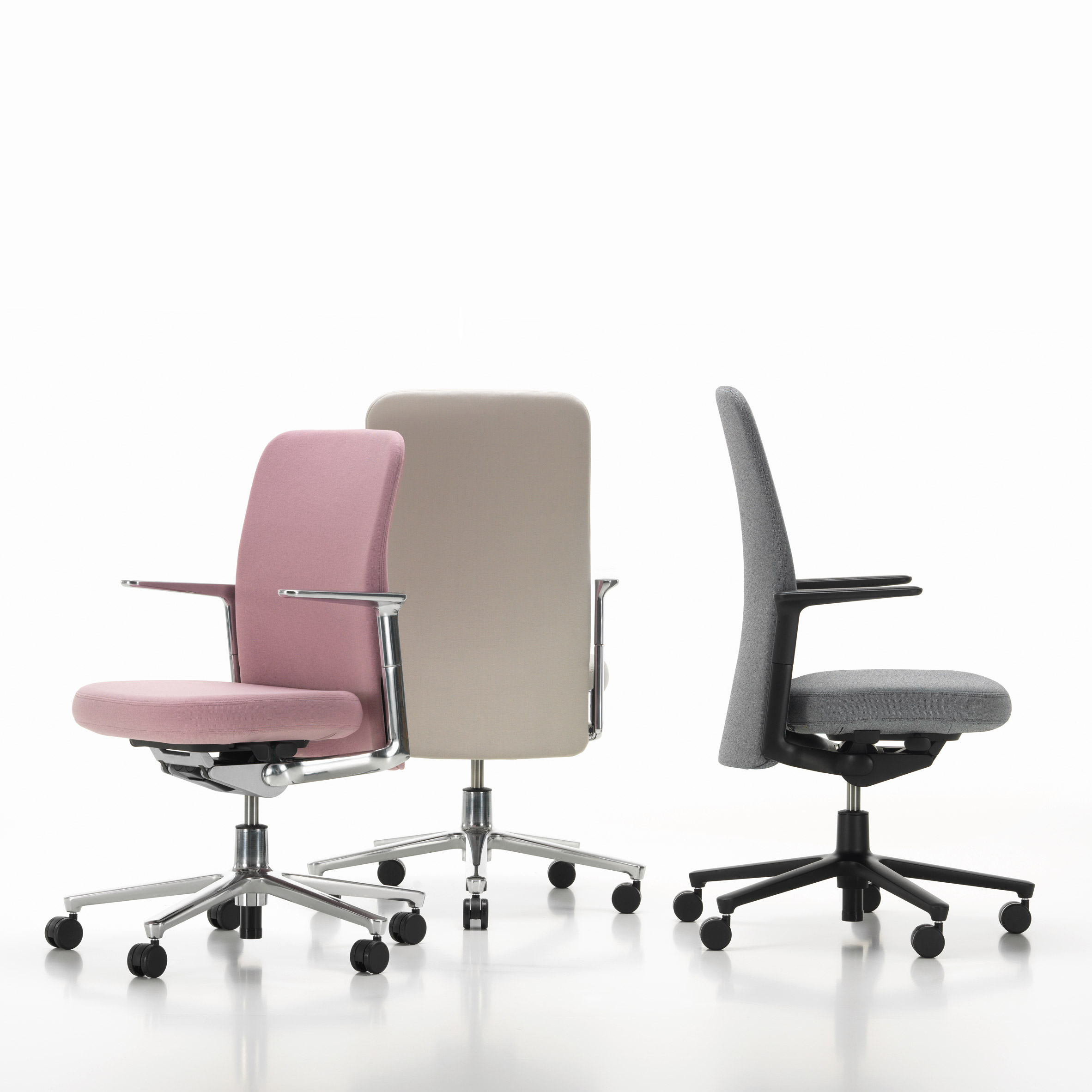 Vitra Office Chair Barber And Osgerby Designs Pacific Chair For Vitra