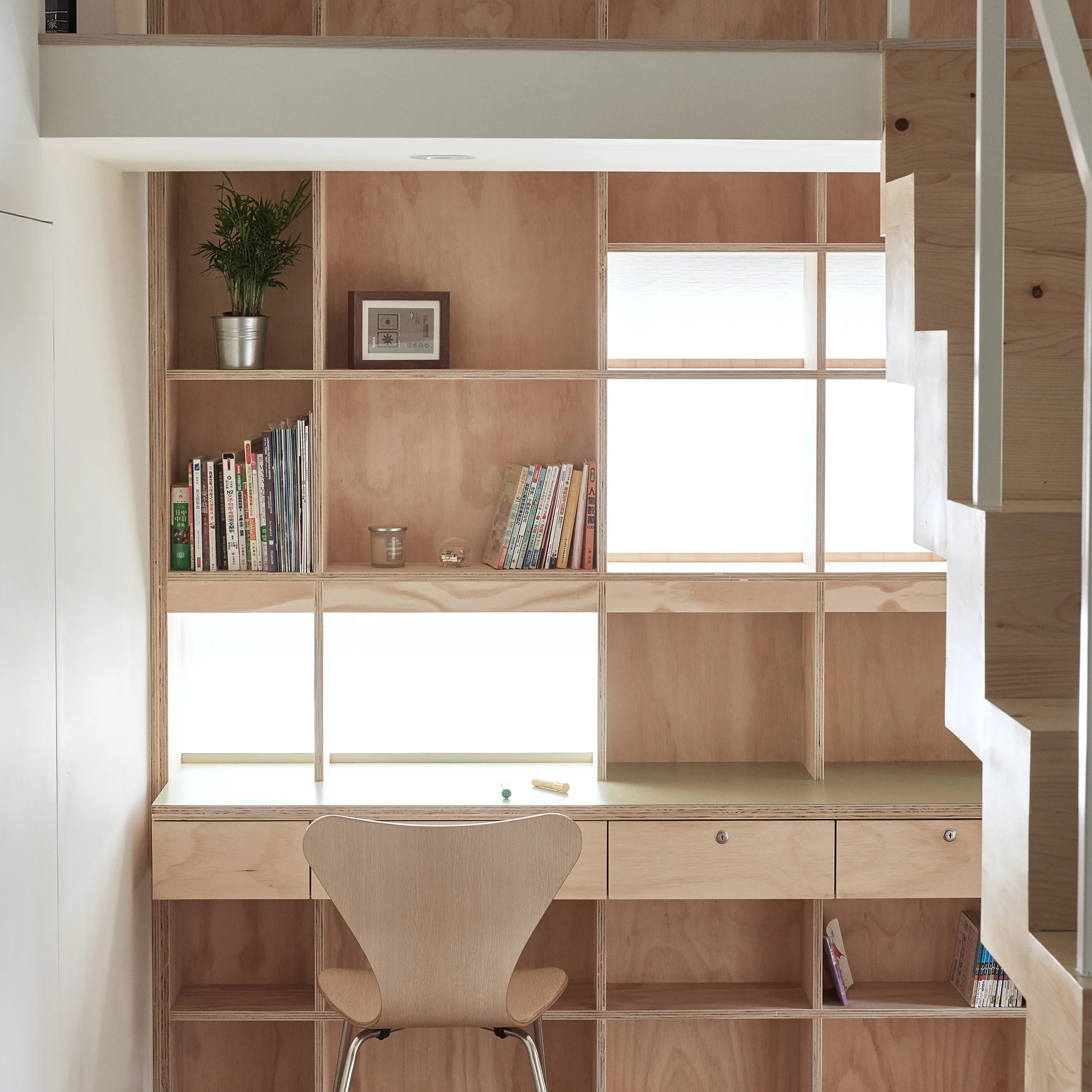 10 of the most popular homes with clever storage on Pinterest