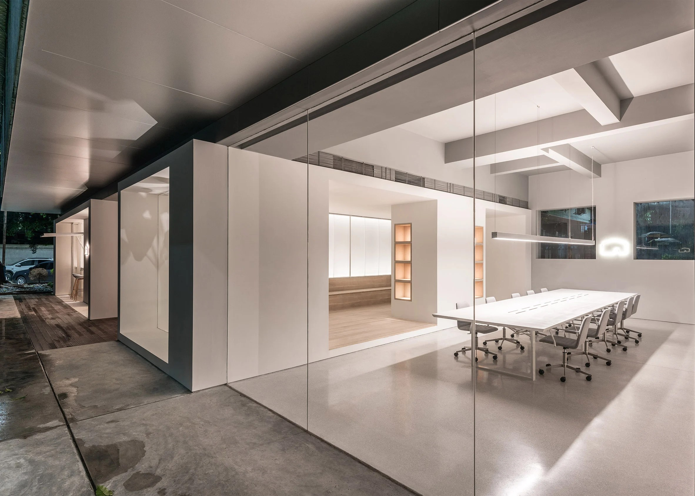 12 of the best minimalist office interiors where theres
