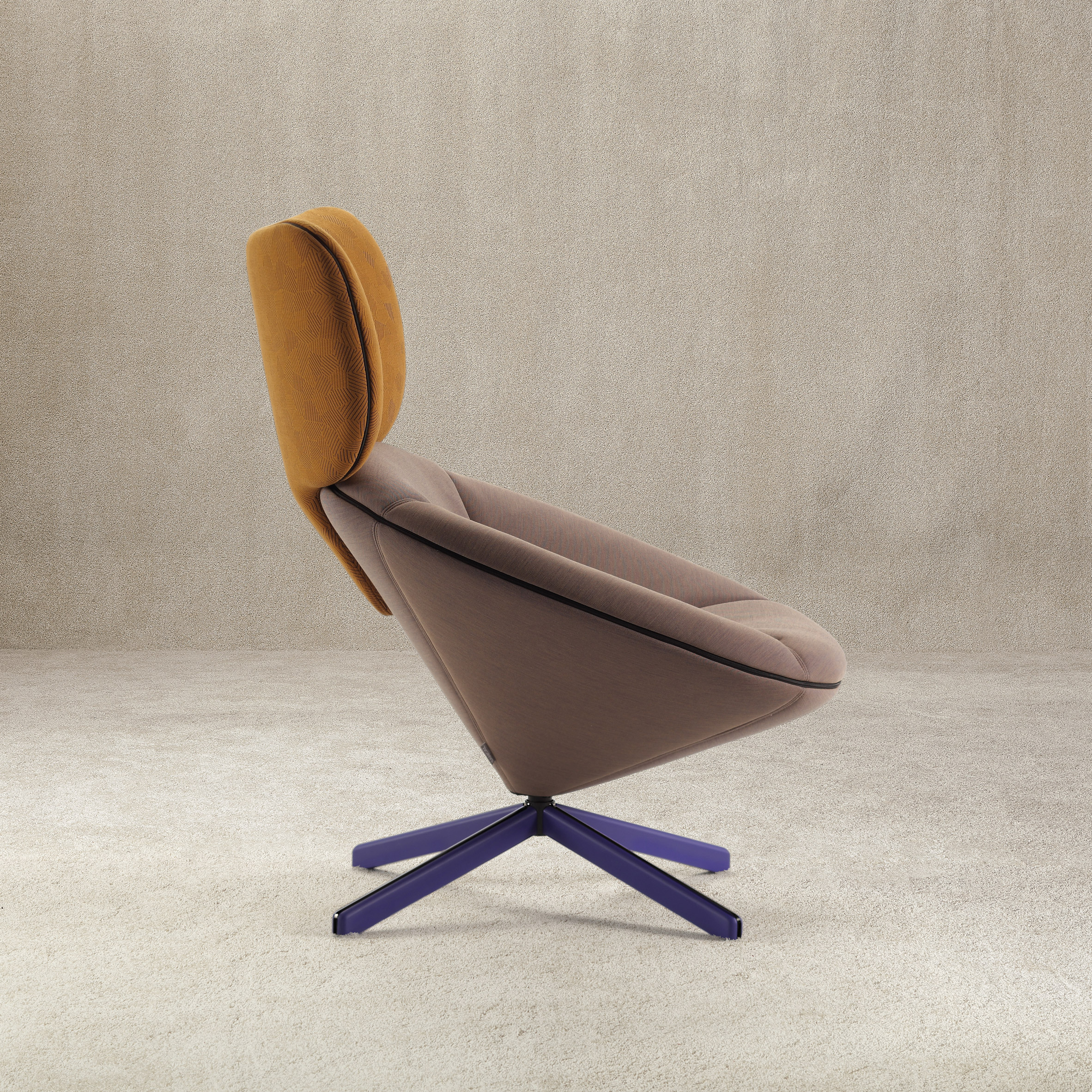 Chair In Spanish Nadadora Models Tortuga Chair For Sancal On Tortoise Shell