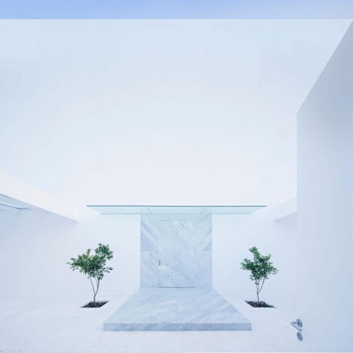 Domus Aurea par GLR Arquitectos et Alberto Campo Baeza