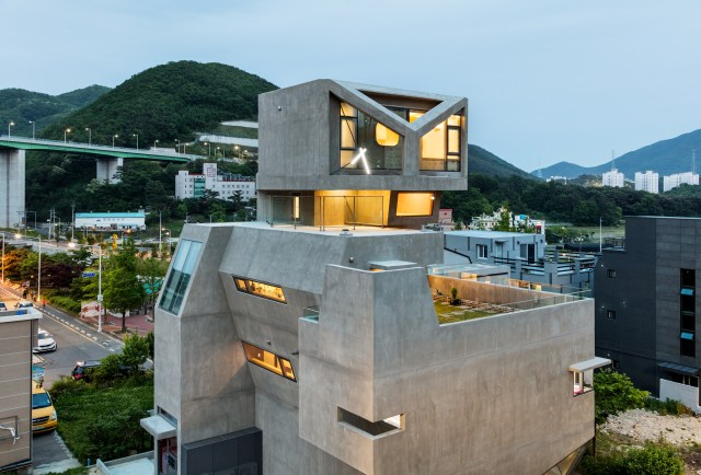 Busan Times by Moon Hoon
