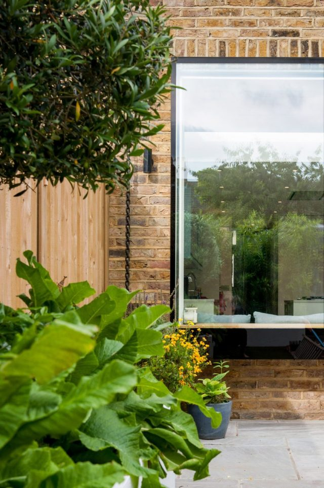 Brick House Extension