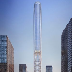 Zaha Hadid Architects unveils 666 5th Ave NYC skyscraper for Kushner Companies