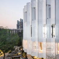 Architectural Perforated Metal Panels Faade Panels