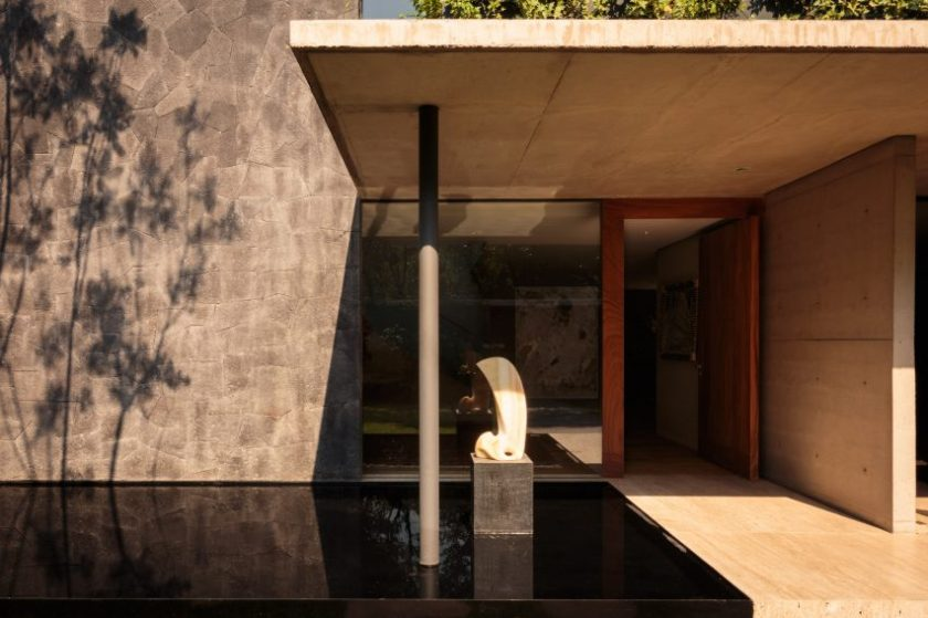 Sierra Fria house by JJRR Arquitectura