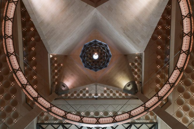 New Photos of the Museum of Islamic Art in Doha