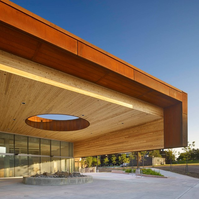 Fleming College by Perkins + Will