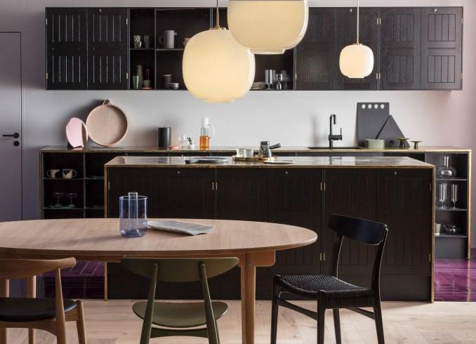 Carl Hansen apartment