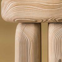 Lisa Ertel sandblasts Dune furniture to highlight ...