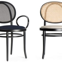 Chair Design Iron Rattan Furniture 2 Chairs And Table Front Designs Asymmetric Version Of Thonet S Classic Bistro