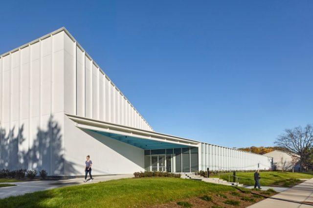 TREC by Ikon.5 Architects