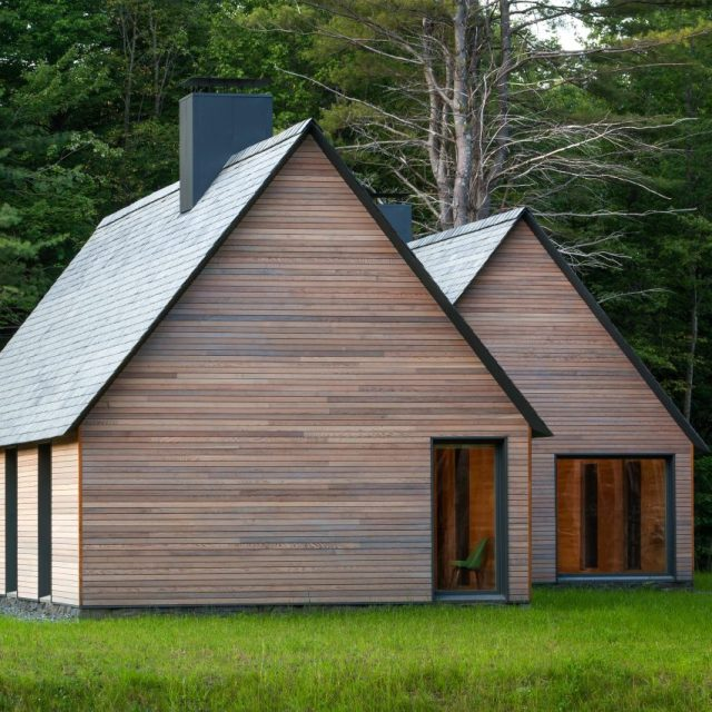 Marlboro Music Cottages by HGA