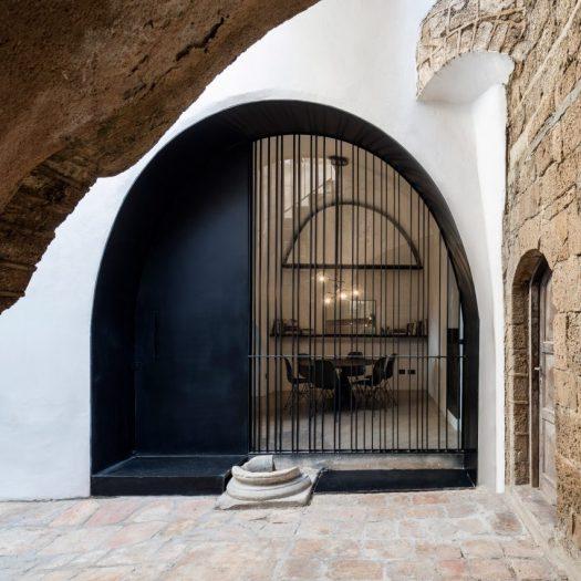 Modern Cave by Pitsou Kedem