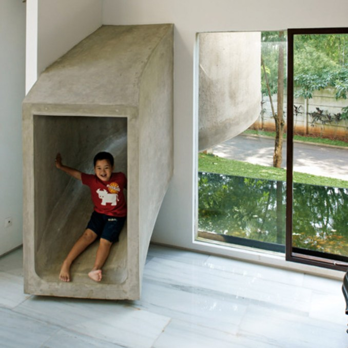 Playhouse, Indonesia, by Aboday