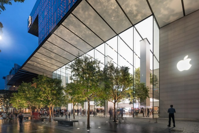 Apple Orchard Road by Foster + Partners
