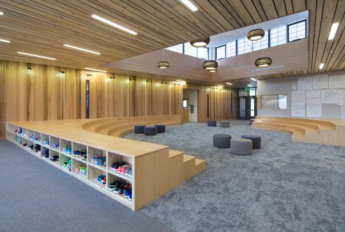 Aspen Community School by Studio B