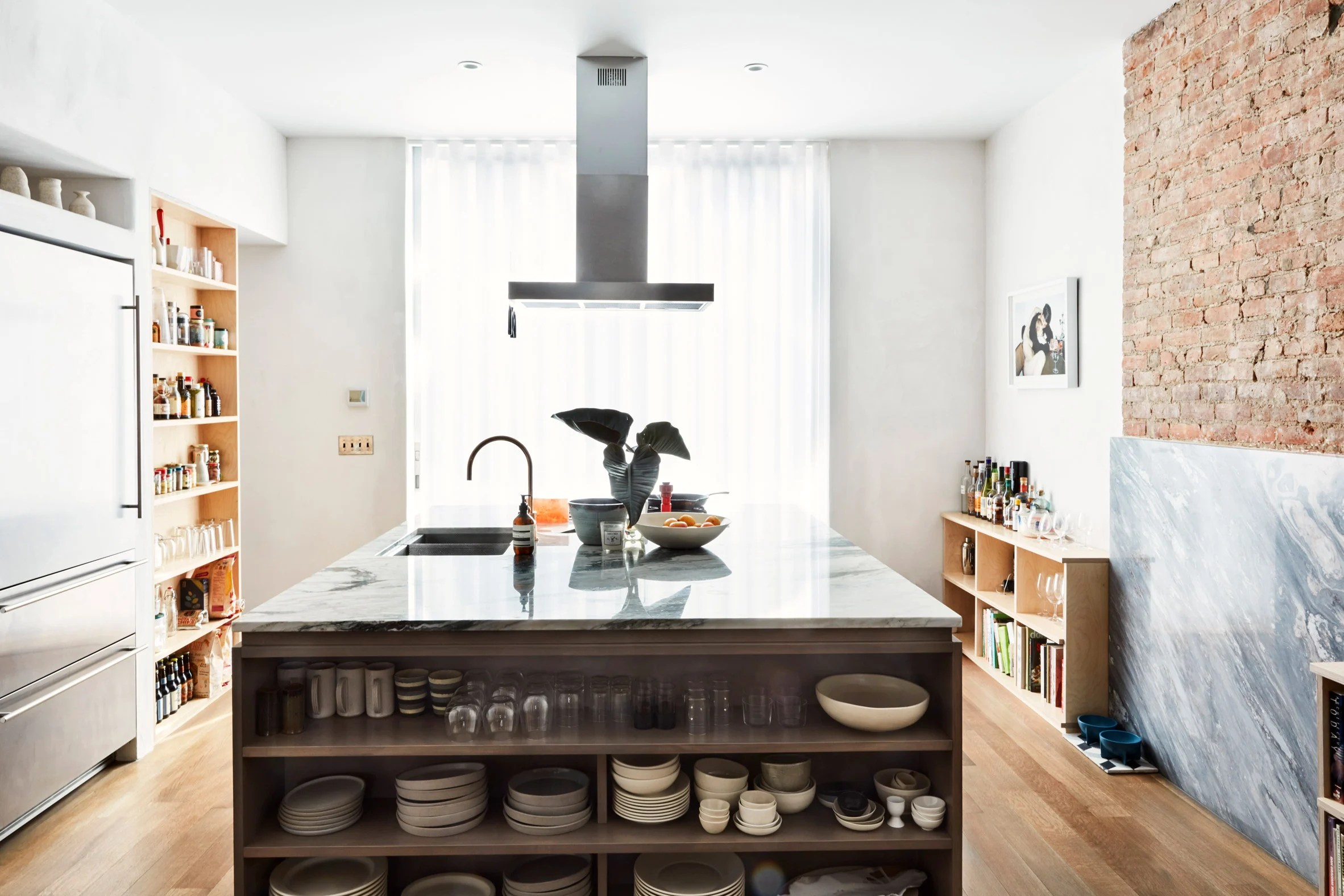 Bedford-Stuyvesant Brownstone by Keith Burns Architect