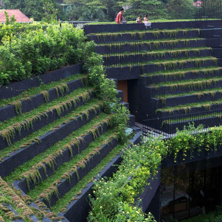 Cornwall Gardens, Singapour par Chang Architects