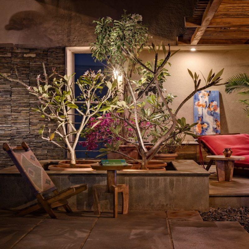 Veranda Roof Studio, Inde par Studio Course