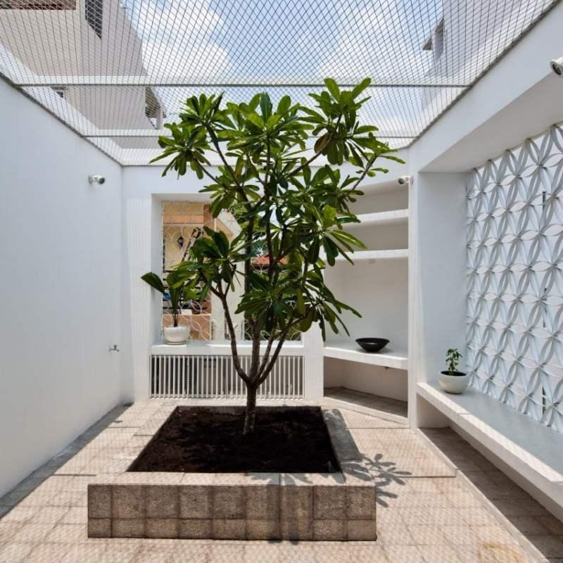 Hem House, Vietnam par Sanuki Daisuke Architects