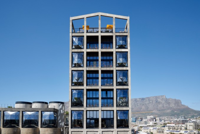 The Silo Hotel by The Royal Portfolio