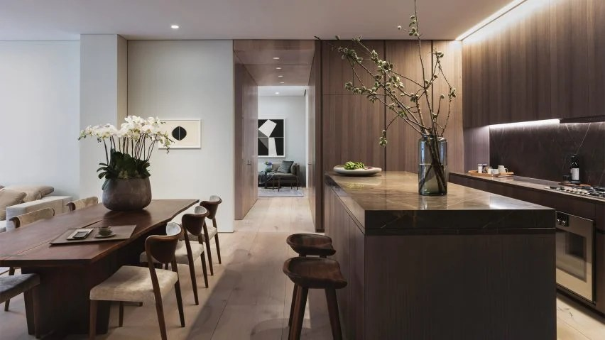 First apartment in Tadao Andos 152 Elizabeth Street revealed