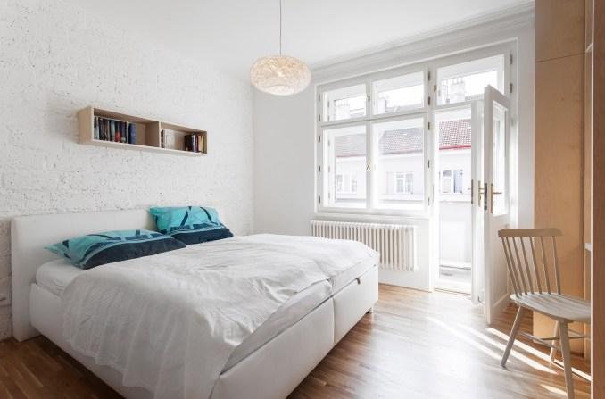 Apartment for Přemek by Atelier 111 Architekti