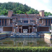 Frank Lloyd Wright Imperial Hotel Japan